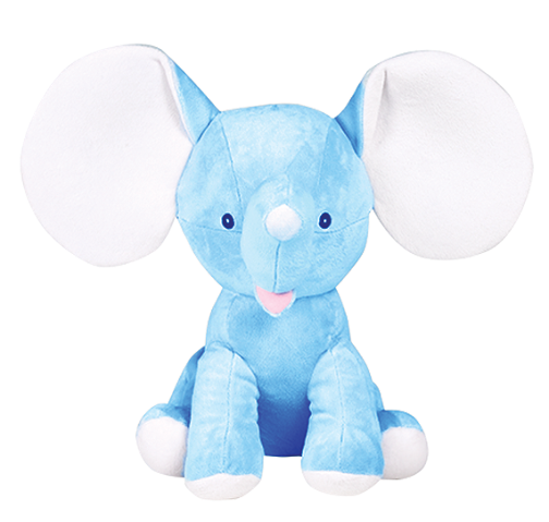 Cubbies Royal Blue Dumble Elephant Cubby