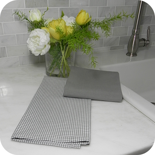 Grey Kitchen Towel Assortment