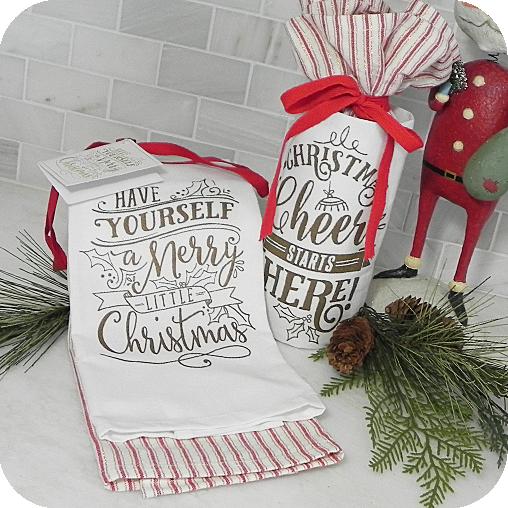 Christmas Kitchen Towel Gift Sets