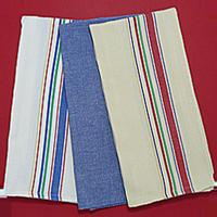 Nostalgia Stripe Kitchen Tea Towels