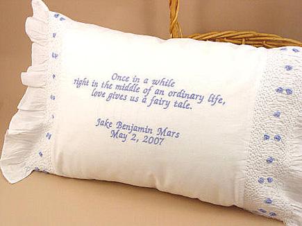 & Smocked Edge Pillowcase pillowsntoast.com
